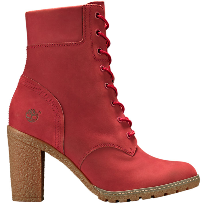 2f74b3a7270 Women's Ruby Red Glancy 6-Inch Boots