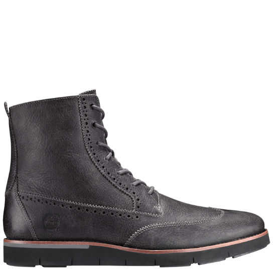 Timberland Preston Hill Brogued Wingtip 6