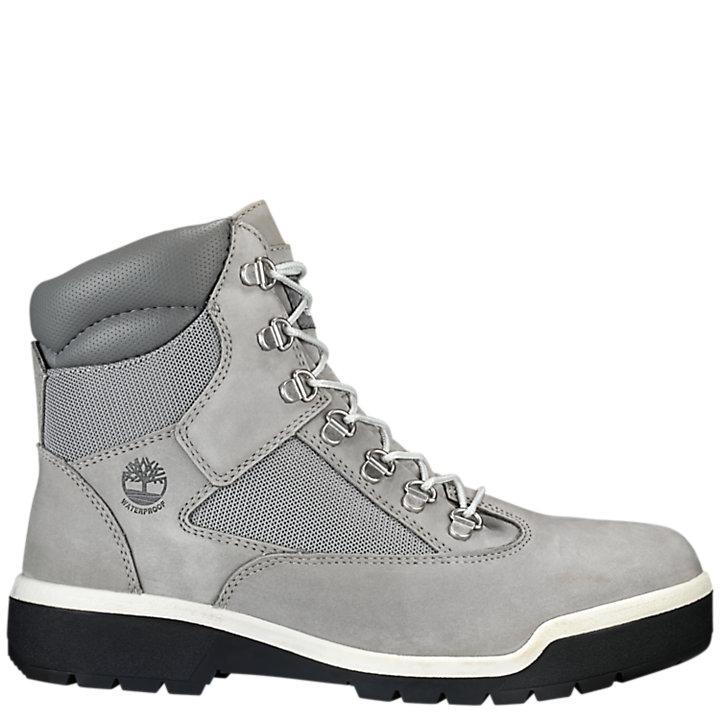 Men's Waterproof 6-Inch Field Boots-