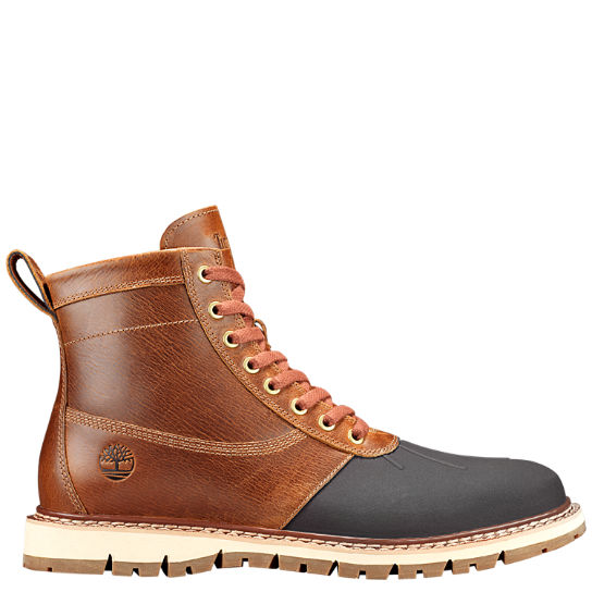Men's Britton Hill Side-Zip Boots
