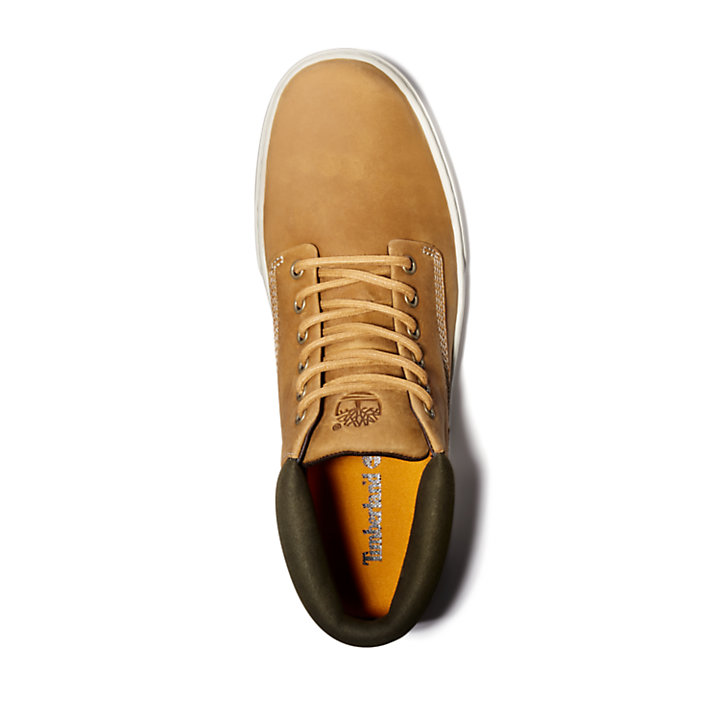 Men's Adventure Cupsole Chukka Shoes-