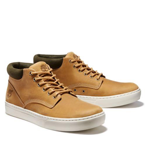 Men's Adventure Cupsole Chukka Shoes-