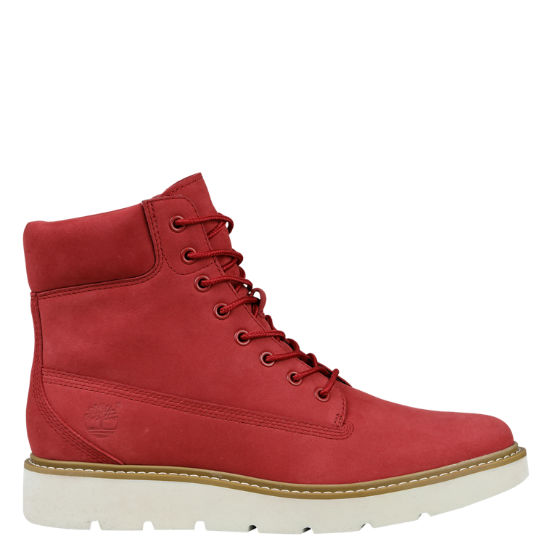 Women's Ruby Red Kenniston 6-Inch Lace-Up Boots