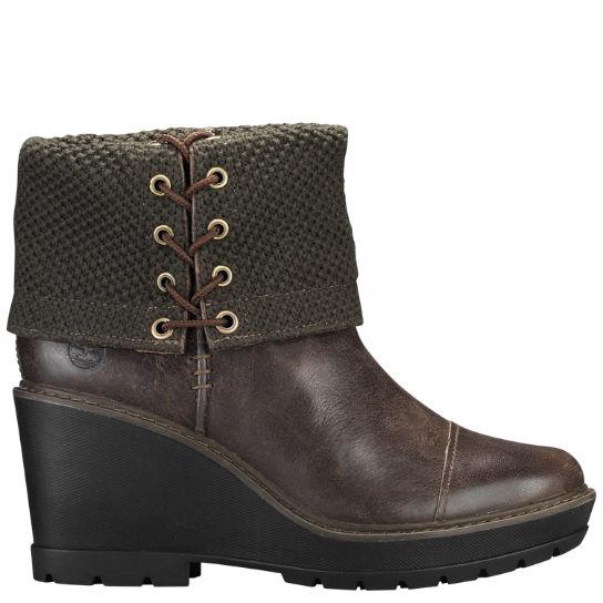 b4e46c11da5 Women s Kellis Wedge Fold-Down Boots