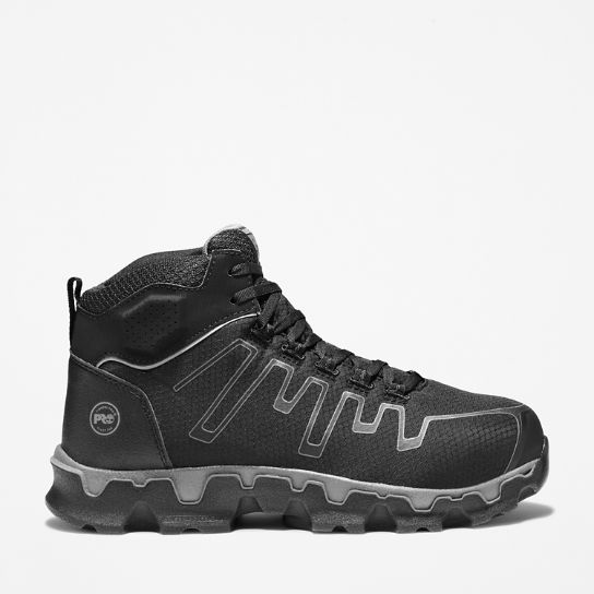 e64b8b57762d Men s Timberland PRO® Powertrain Mid Alloy Toe EH Work Shoes ...