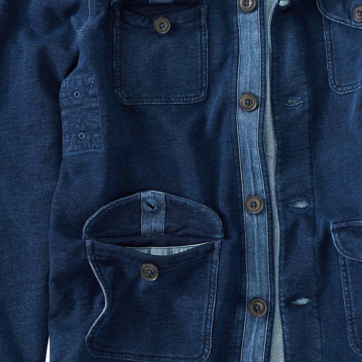 Men's Taunton River Sweatshirt Jacket-