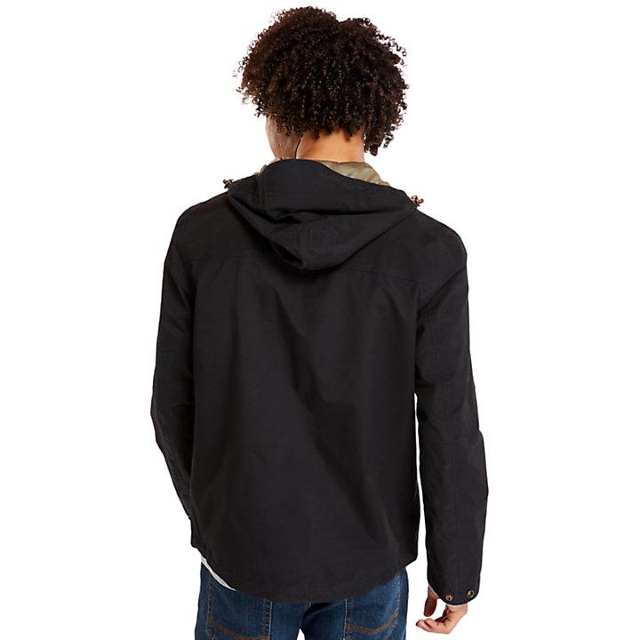 Men's Waterproof Hooded Bomber Jacket-