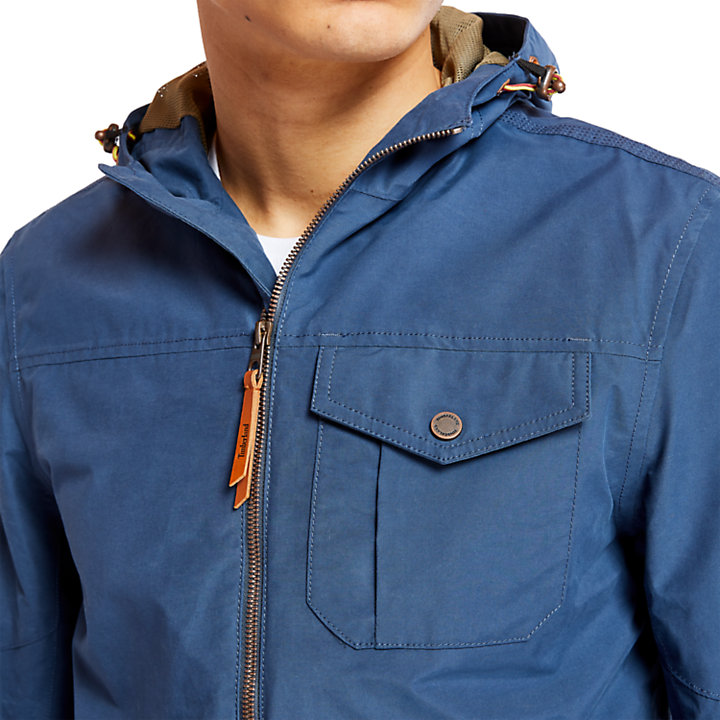917e5f972 Men's Waterproof Hooded Bomber Jacket