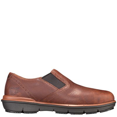 Men's Timberland PRO® Boldon SD+ Alloy Toe Slip-On