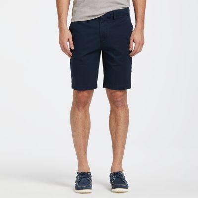 Men's Squam Lake Straight Fit Stretch Chino Short