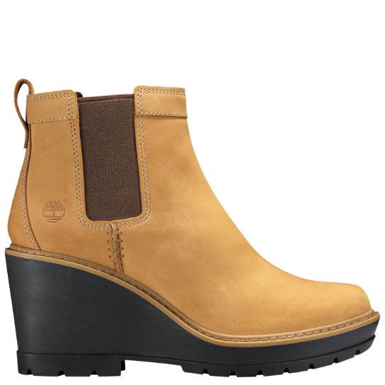 d50a9604df8 Women s Kellis Wedge Chelsea Boots