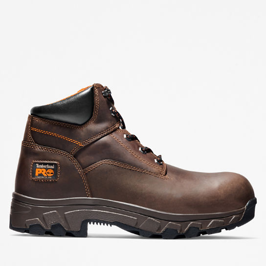 "Men's Timberland PRO® Workstead 6"" Comp Toe Work Boots"