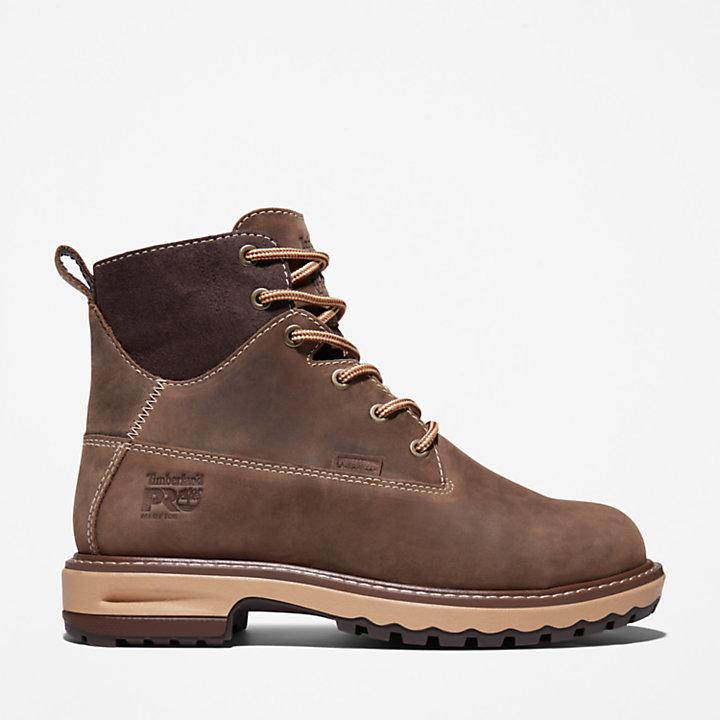 "18e8b357ee0 Women's Timberland PRO® Hightower 6"" Alloy Toe Work Boots"