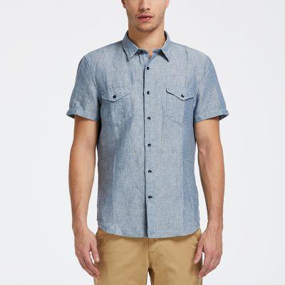 Men's Mill River Slim Fit Cargo Shirt
