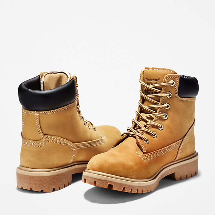 "Women's Timberland PRO® Direct Attach 6"" Steel Toe Boots-"