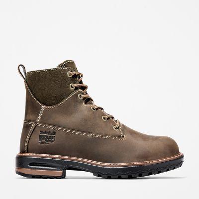 """Women's PRO® Hightower 6"""" Alloy Toe Work Boots"""