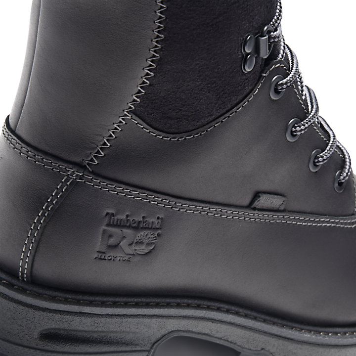 "Women's  PRO® Hightower 8"" Alloy Toe Work Boots-"