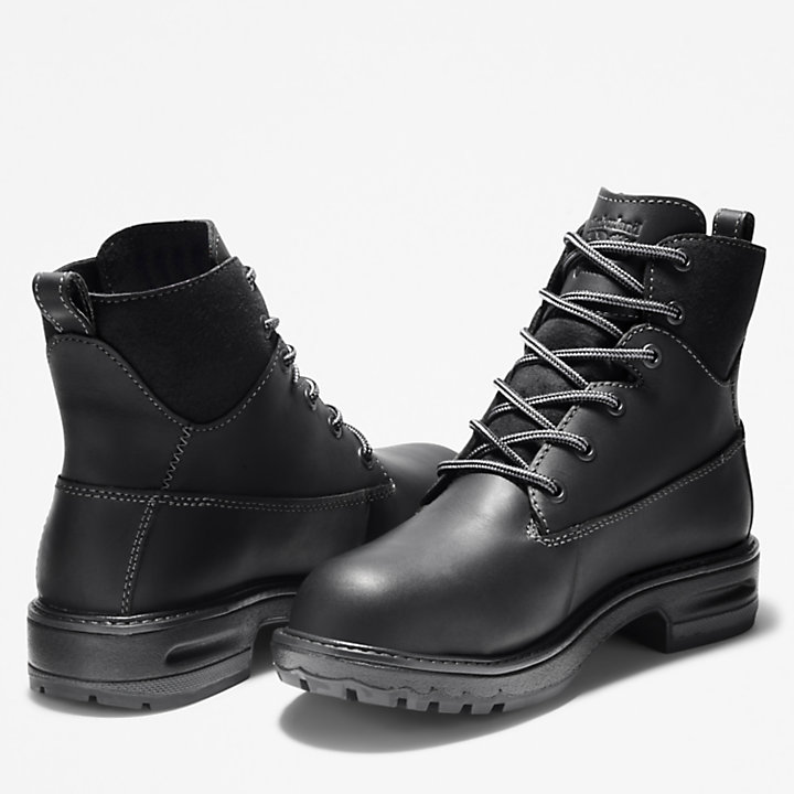 "Women's Timberland PRO® Hightower 6"" Alloy Toe Work Boots-"