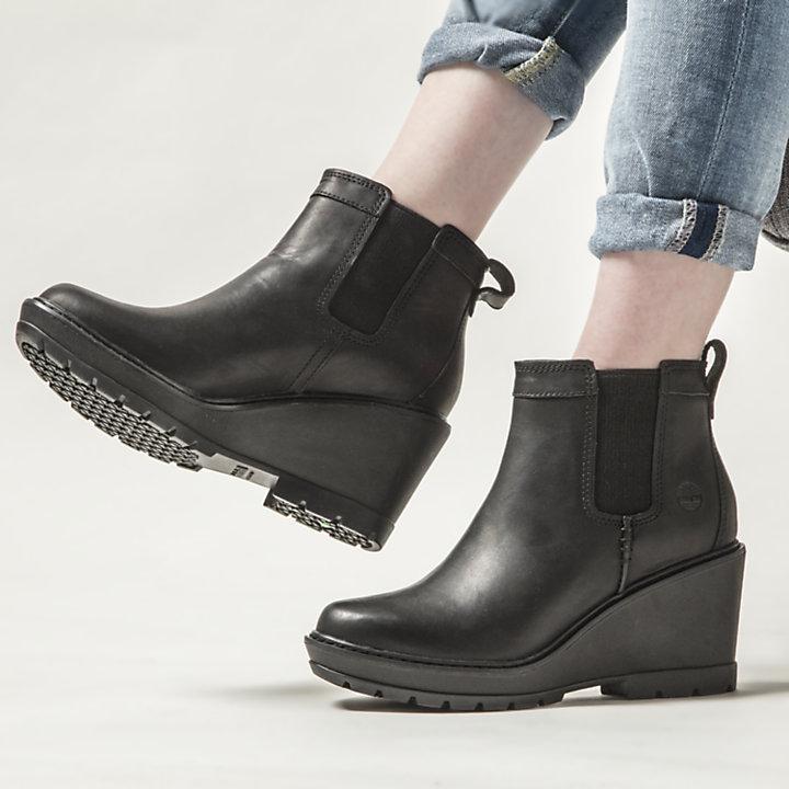 Women's Kellis Wedge Chelsea Boots-