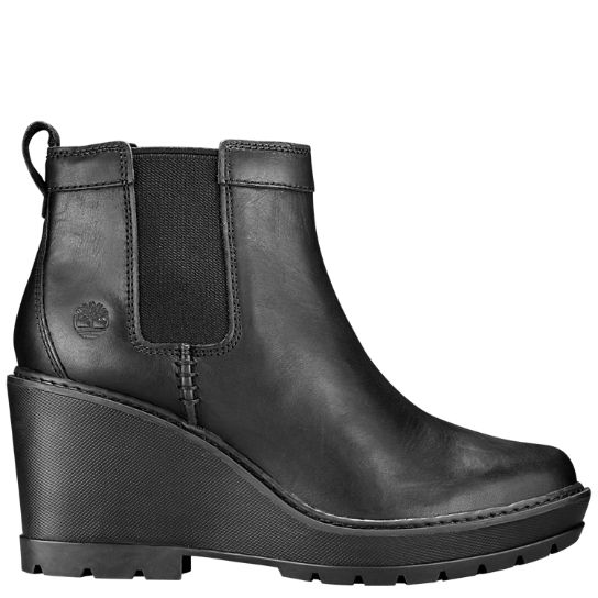 Women's Kellis Wedge Chelsea Boots
