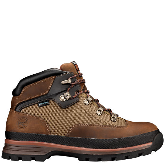 Men's Timberland PRO® Euro Hiker Soft Toe Work Boots