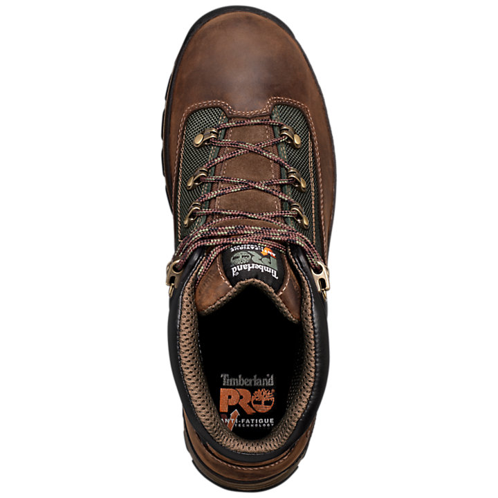 Men's Timberland PRO® Euro Hiker Soft Toe Work Boots-