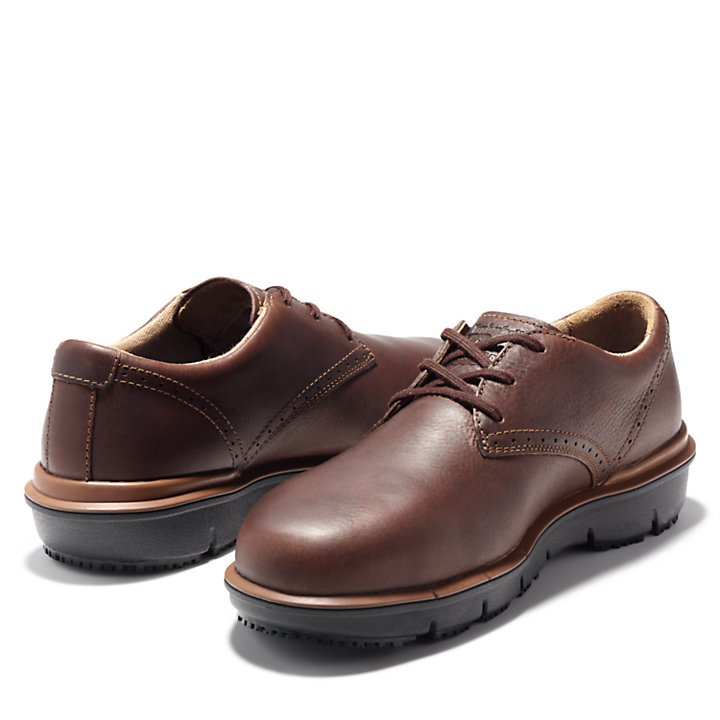 Men's Timberland PRO® Boldon SD+ Alloy Toe Oxford Work Shoes-