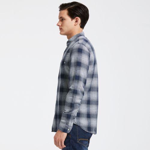 Men's Mill River Slim Fit Check Shirt-