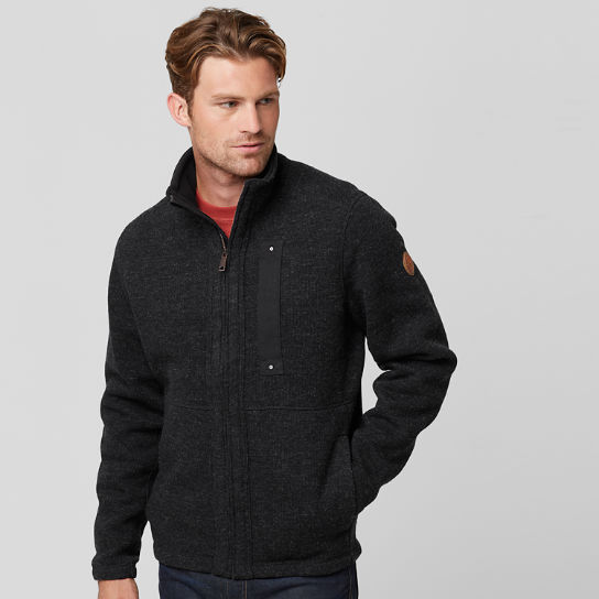 Men's Branch River Full-Zip Fleece Sweater