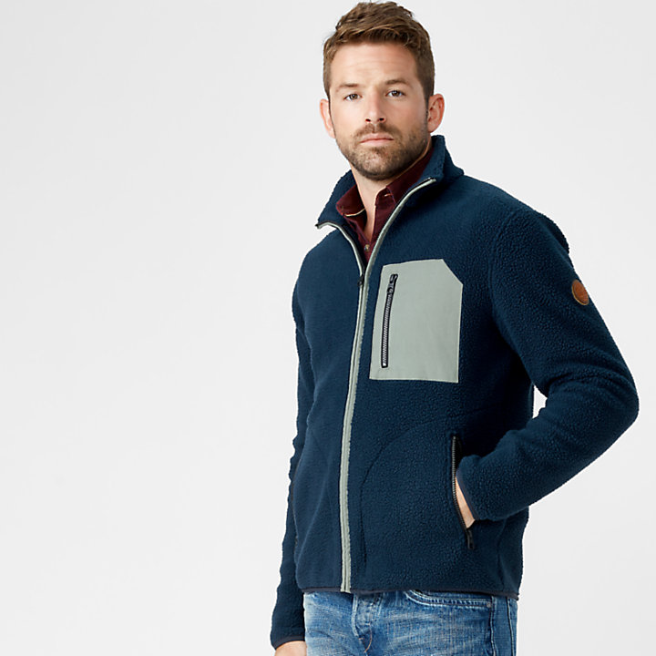 Men's Cocheco River Full-Zip Fleece Jacket-
