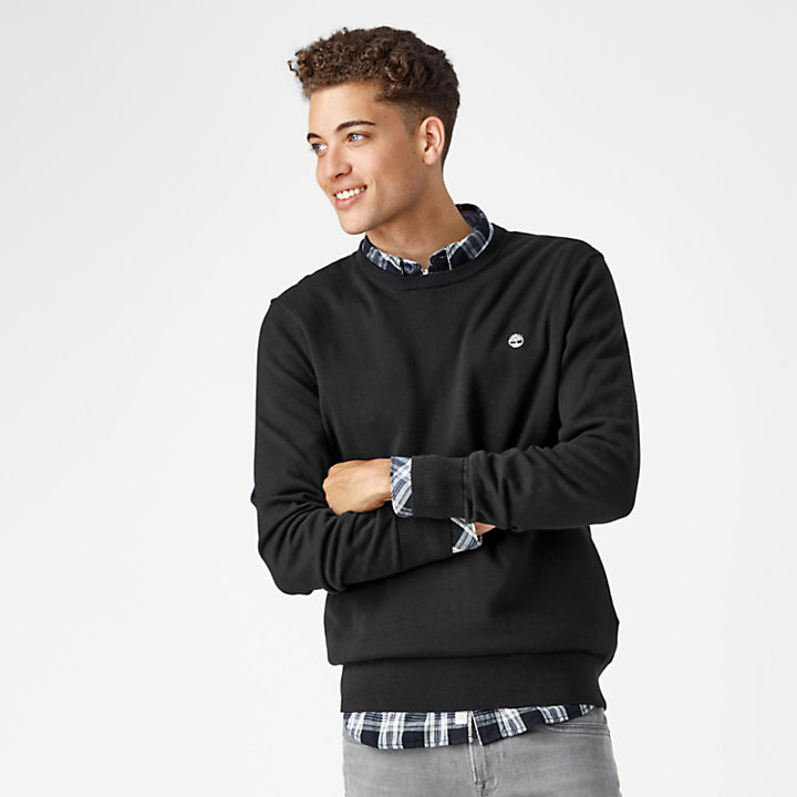Men's Williams River Crew Neck Sweater-