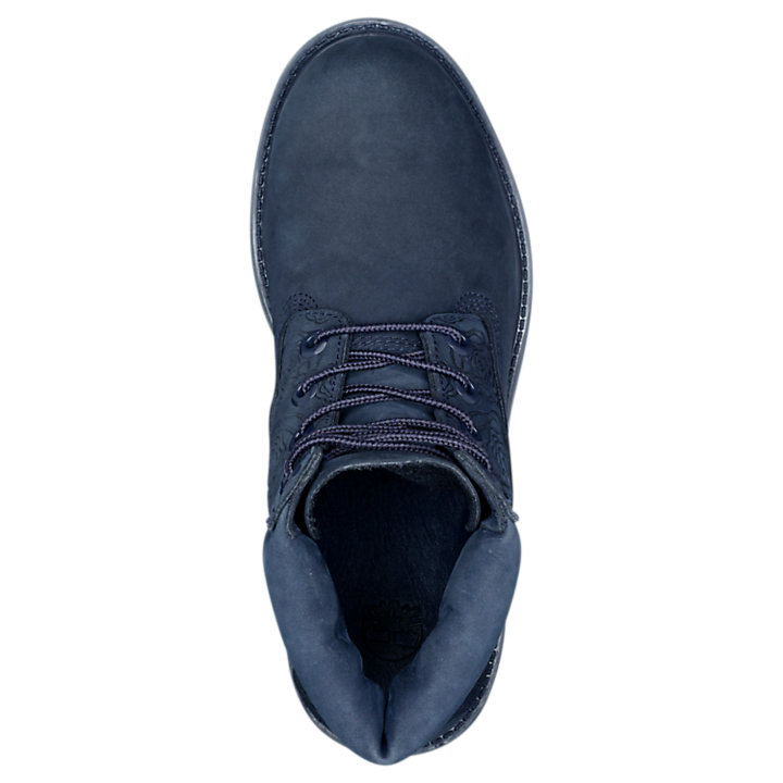 Women's 6-Inch Floral Premium Waterproof Boots-