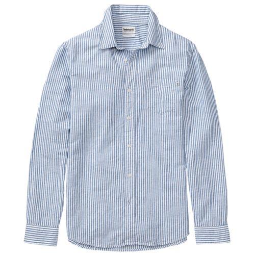 Men's Gale River Essential Linen Shirt-