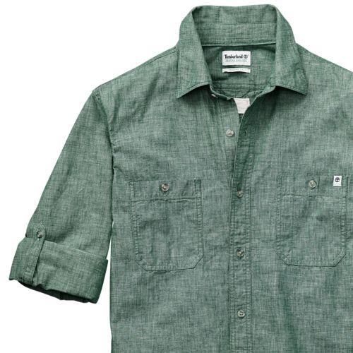 Men's Indian River Chambray Shirt-