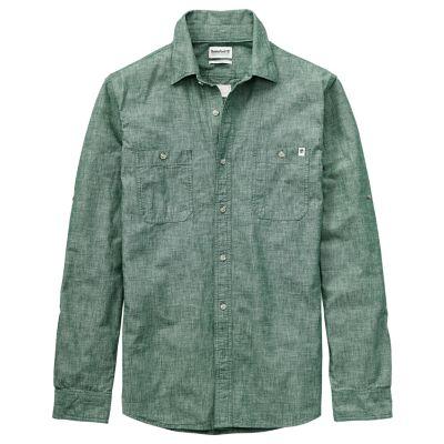 Men's Indian River Chambray Shirt