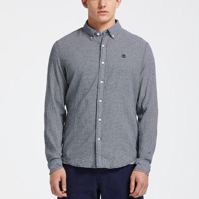 Men's Indian River Slim Fit Crepe Shirt