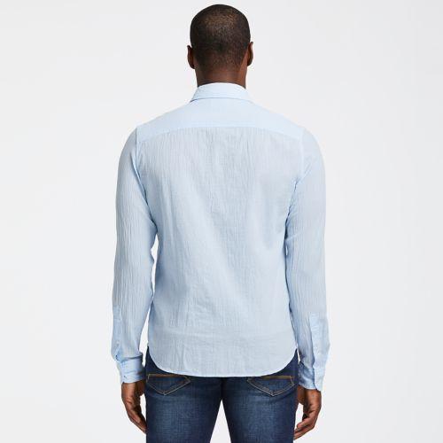 Men's Indian River Slim Fit Crepe Shirt-