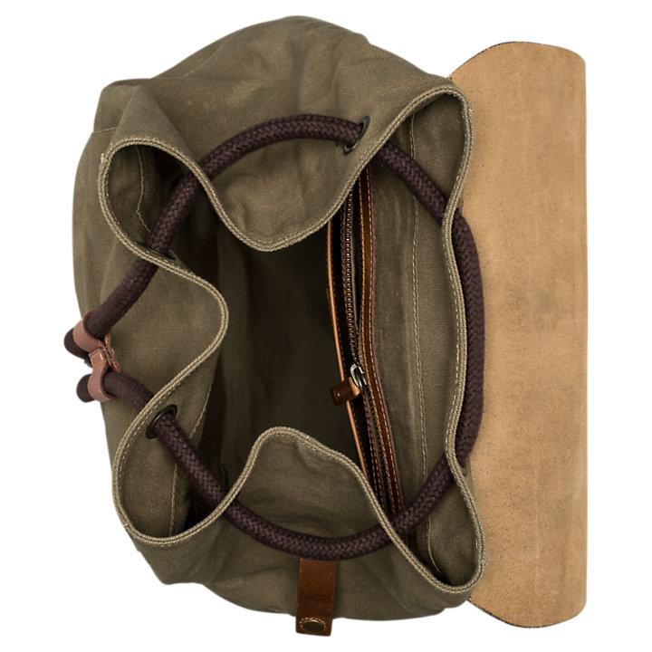 Nantasket Waxed Canvas Backpack-