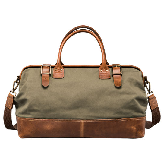 Nantasket Waxed Canvas Travel Bag