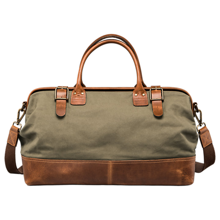 Nantasket Waxed Canvas Travel Bag-