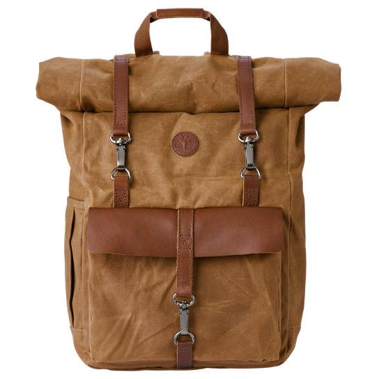 Walnut Hill 24-Liter Water-Resistant Roll-Top Backpack