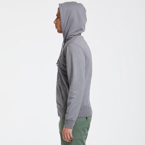 Men's Sunwashed Full-Zip Sweatshirt-