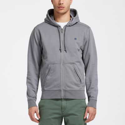 Men's Sunwashed Full-Zip Sweatshirt