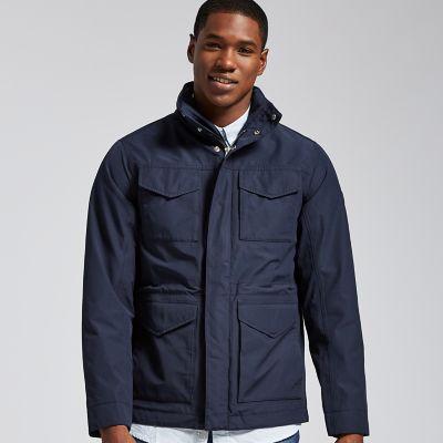 Men's Ludlow Mountain M65 Waterproof Jacket