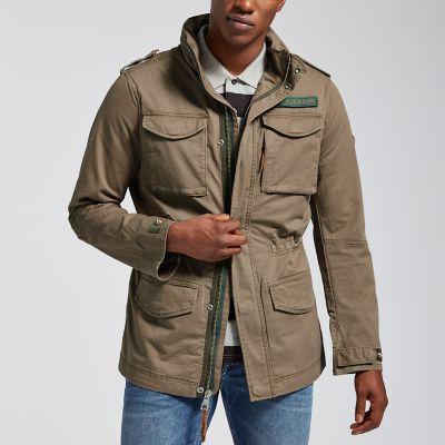 Men's Crocker Mountain M65 Jacket