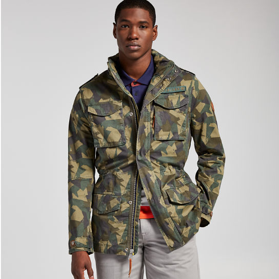 Men's Crocker Mountain M65 Jacket