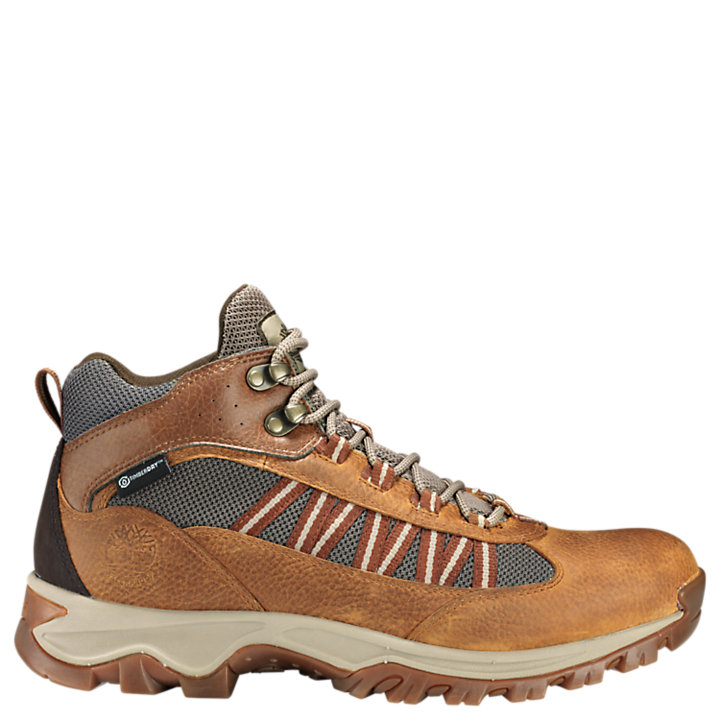 Men's Mt. Maddsen Lite Mid Waterproof Hiking Boots-