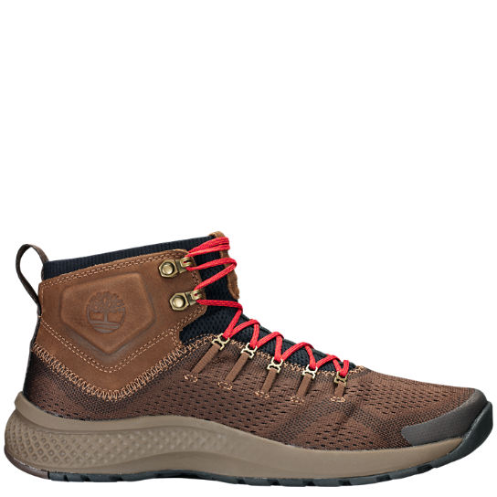 Men's FlyRoam™ Trail Mixed-Media Sneaker Boots