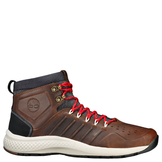 Men's FlyRoam™ Trail Leather Boots