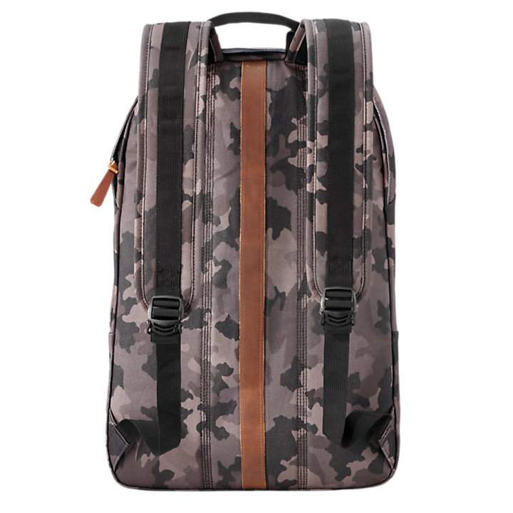 Natick 24-Liter Water-Resistant Graphic Backpack-